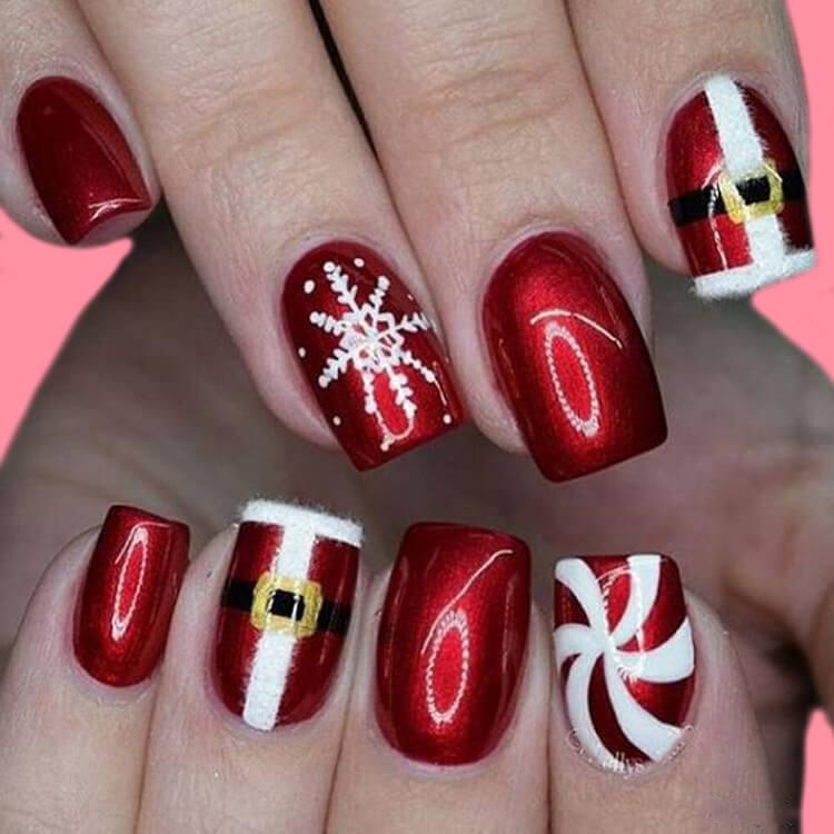 Christmas Nail Ideas 2