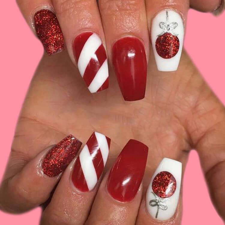 Christmas Nail Ideas 25