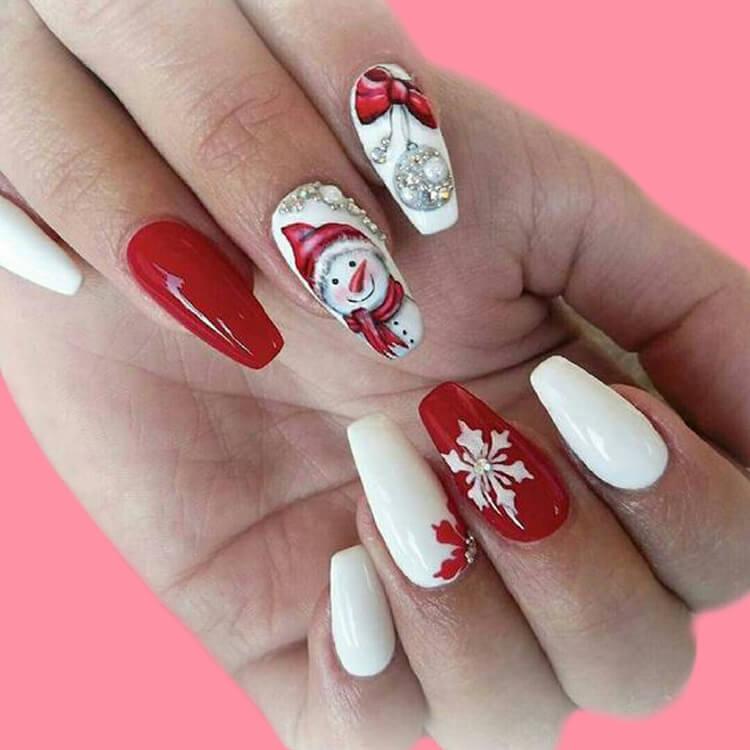 Christmas Nail Ideas 28