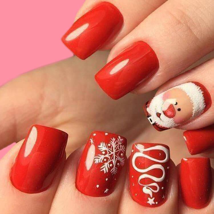 Christmas Nail Ideas 51
