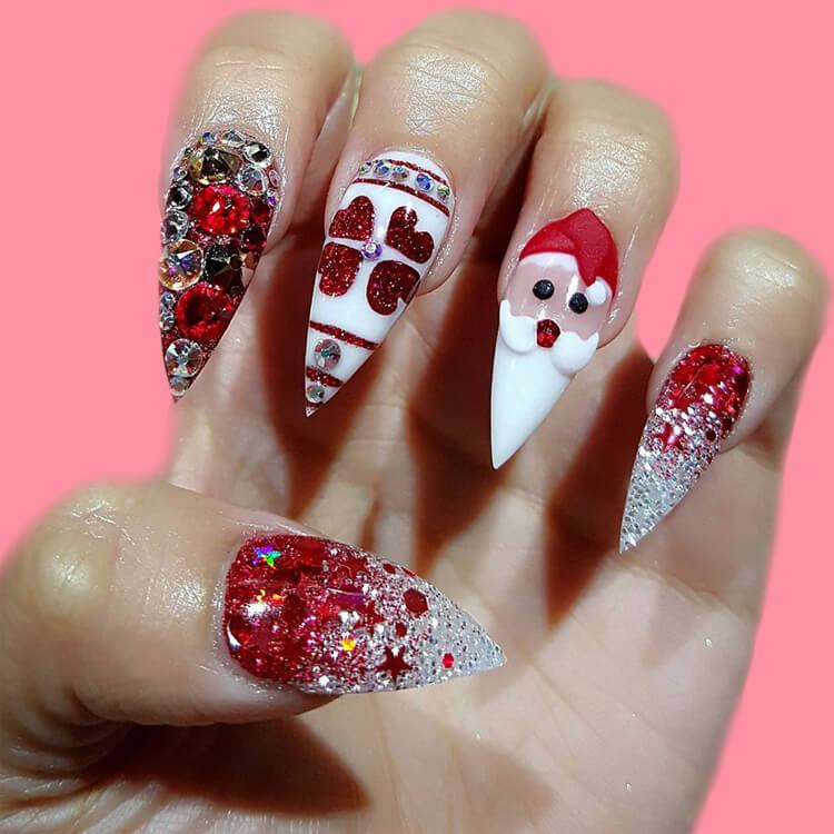 Christmas Nail Ideas 52