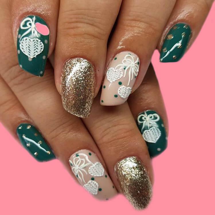 Christmas Nail Ideas 6