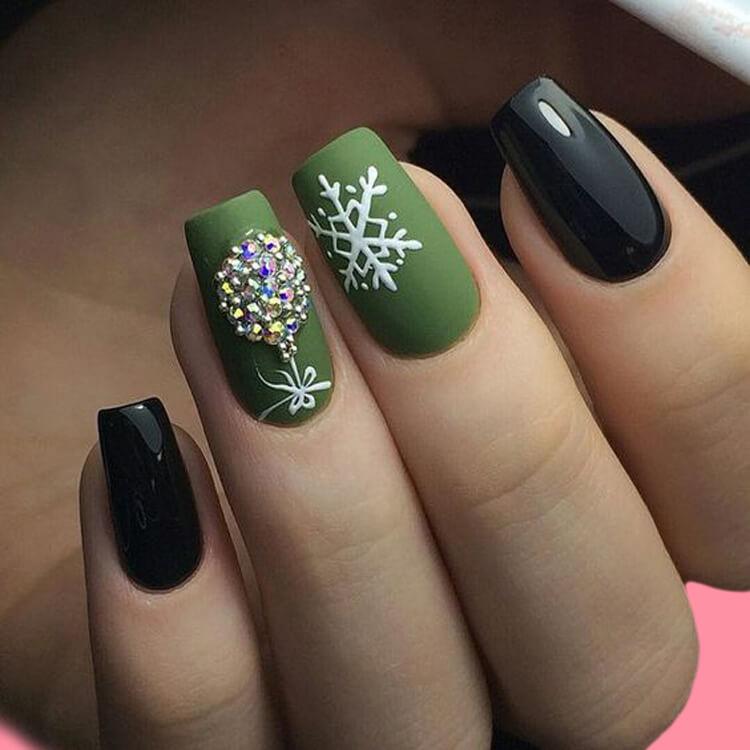 Christmas Nail Ideas 7