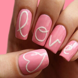 Show all Valentine's Day Nails Design for Romantic Day