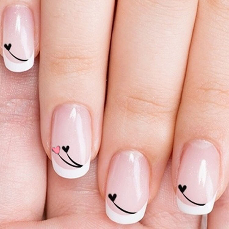 Show all Valentine's Day Nails Design for Romantic Day 20