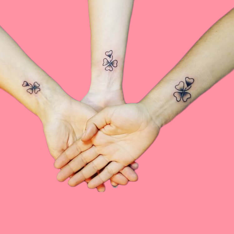 30+ Meaningful Matching BFF Tattoos Designs to Try for Ladies and Sisters 31