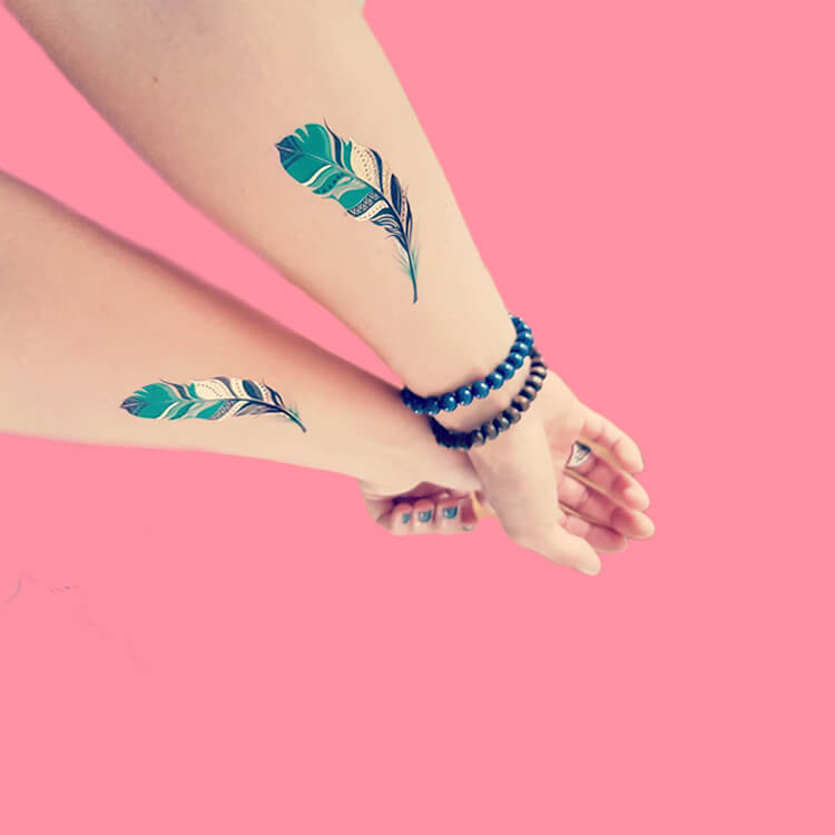 30+ Meaningful Matching BFF Tattoos Designs to Try for Ladies and Sisters 32
