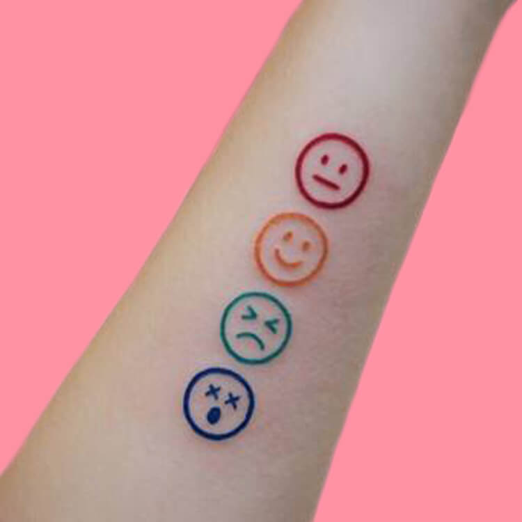 42 Mini Wrist Tattoo Designs to try in this Summer 50
