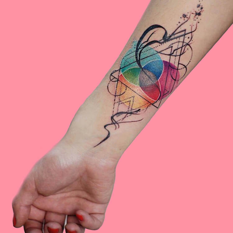 42 Mini Wrist Tattoo Designs to try in this Summer 54