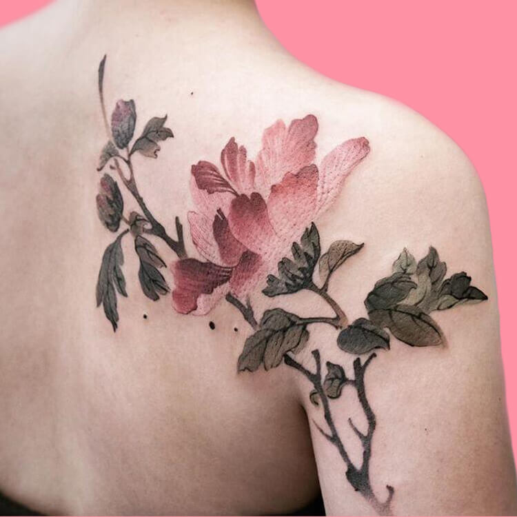 fascinating Chinese traditional tattoo 11