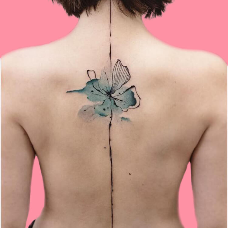 fascinating Chinese traditional tattoo 8