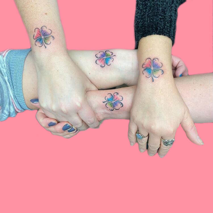 30+ Meaningful Matching BFF Tattoos Designs to Try for Ladies and Sisters 60