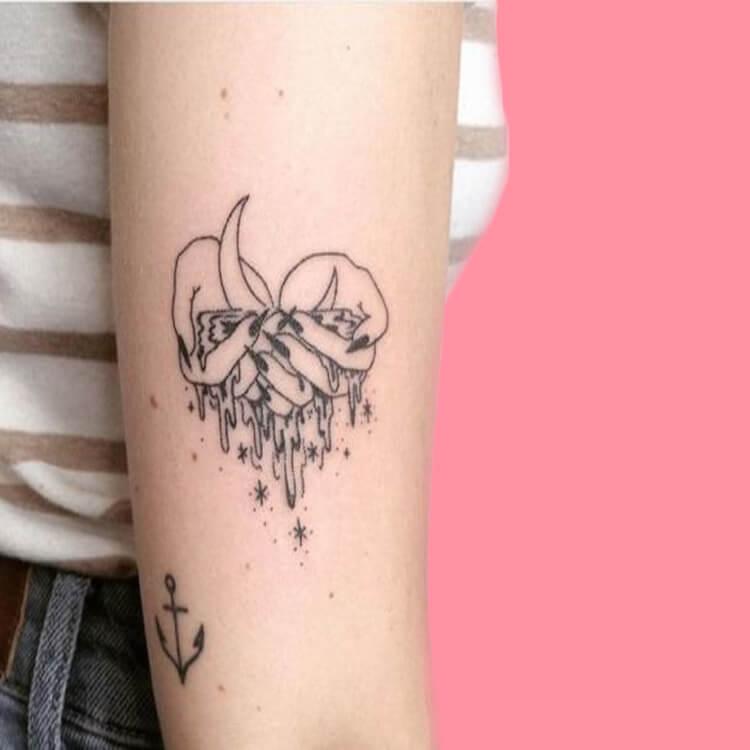 Constellation-Aquarius 2 tattoos