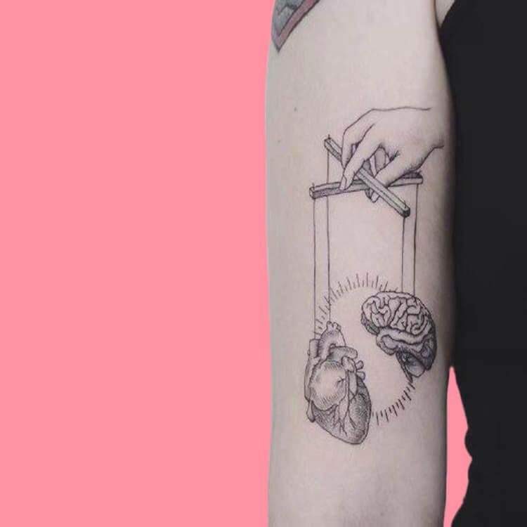 Constellation-Libra 2 tattoos