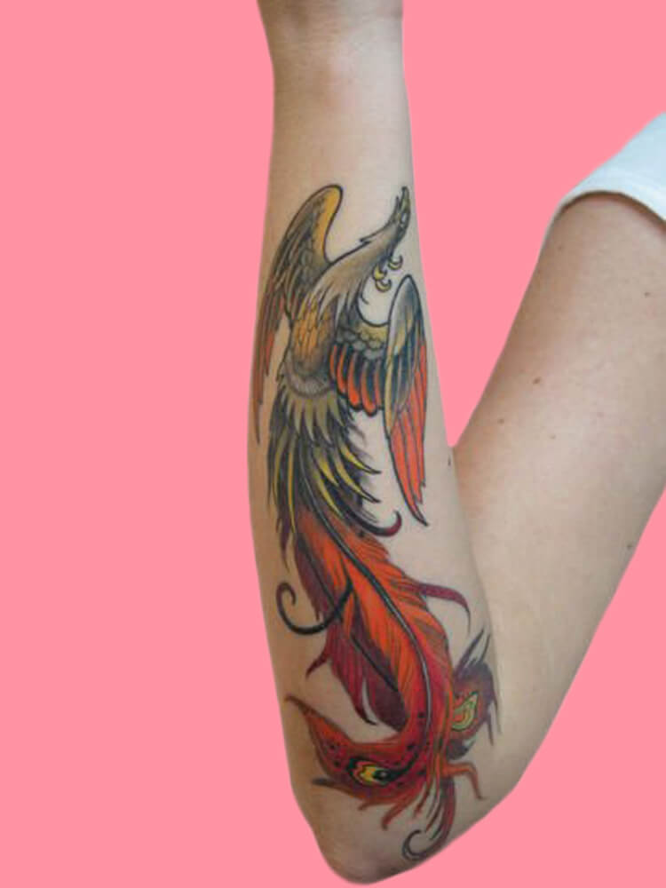 phoenix tattoo ideas 2