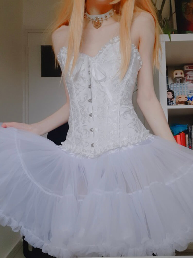 corset white 2
